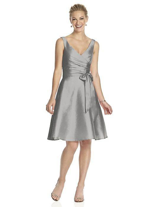 Chinchilla dress
