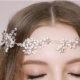 Crystal Pearl Bridal Headband