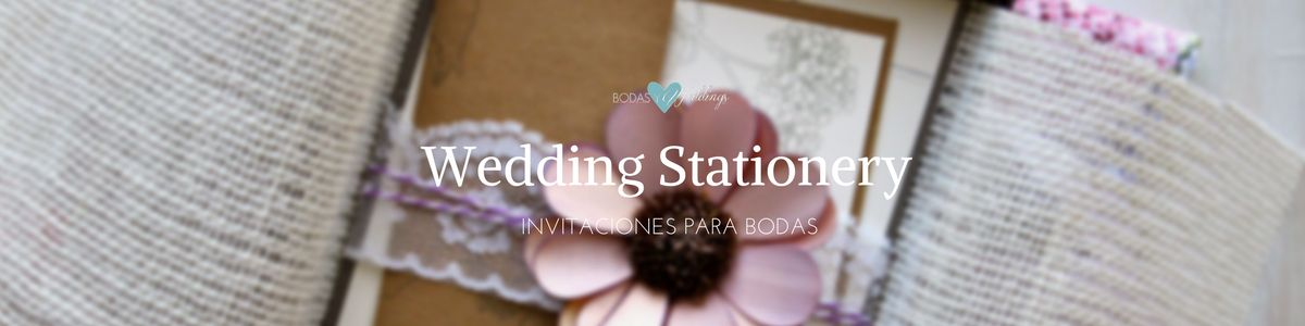 wedding stationary invitaciones bodas