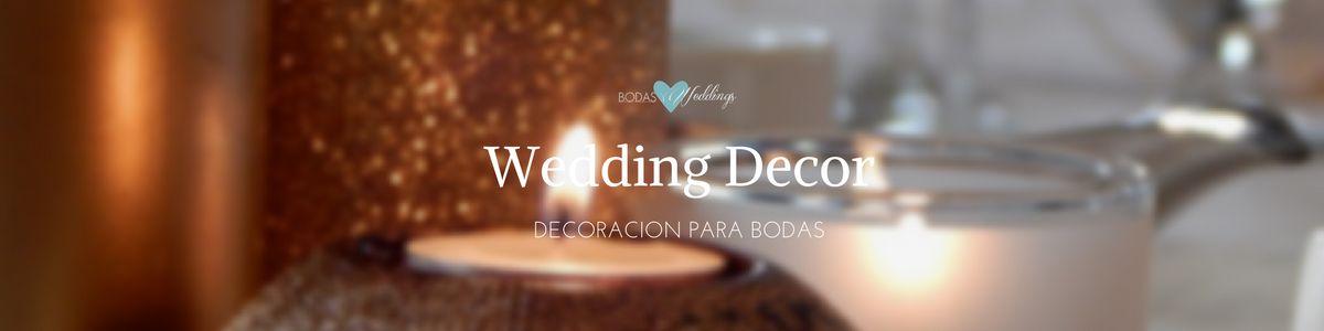wedding decor decoracion bodas