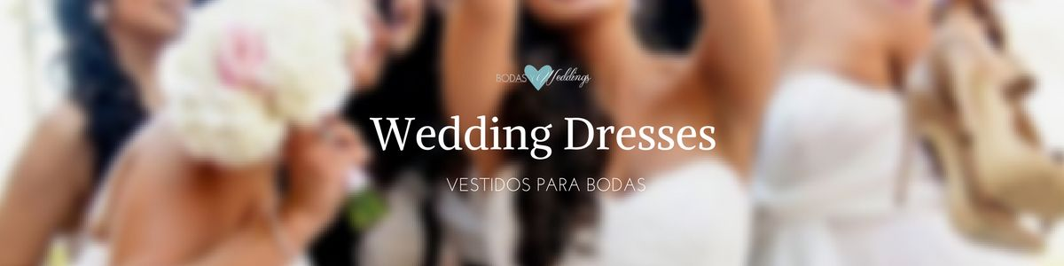 wedding dresses vestidos bodas
