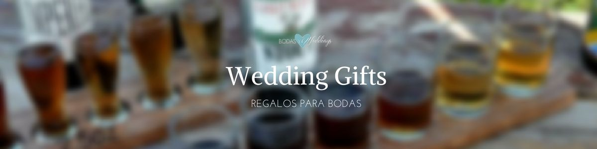 wedding gifts regalos bodas